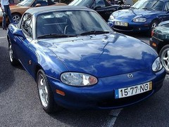 10th Anniversary MX-5 had an extra gear