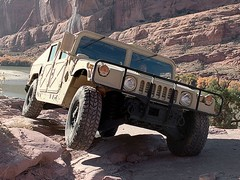 HMMWV is being phased out in favour of...