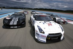 A few of the 2010 GT1 contenders