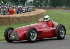 The Alfa 159 'Alfetta'