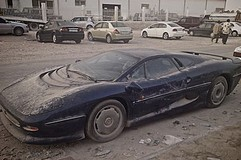 XJ220 number 132 now...