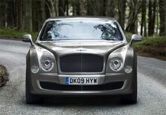 New Mulsanne gets 752lb ft of torque