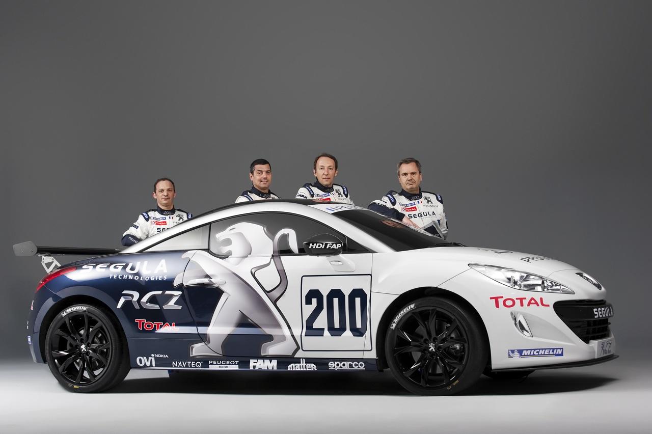 Peugeot RCZ To Race Nürburgring 24hrs | PistonHeads