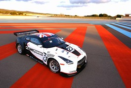 Watch the GT-Rs racing at Silverstone...