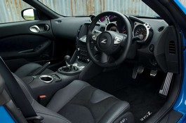 ...and get behind the wheel of a 370Z