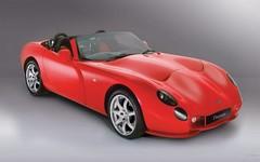 Tuscan's successor to get 'Vette V8