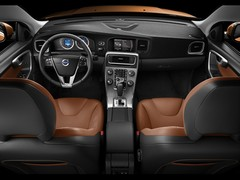 Volvo's 'floating console' is retained