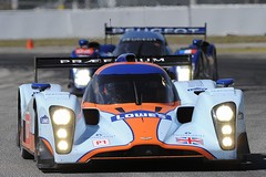 Aston - should lead the LMP1 petrols