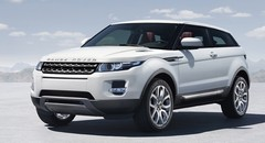  Evoque is based on the LRX concept
