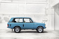 Happy 40th Birthday, Range Rover!
