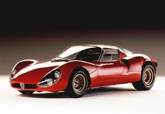 And the 1967 Alfa 33 Stradale