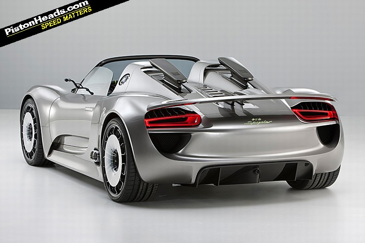 porsche 918 spyder is go pistonheads. Black Bedroom Furniture Sets. Home Design Ideas