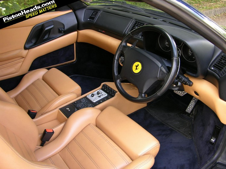 Re Ferrari F355 Interior Page 1 Supercar General