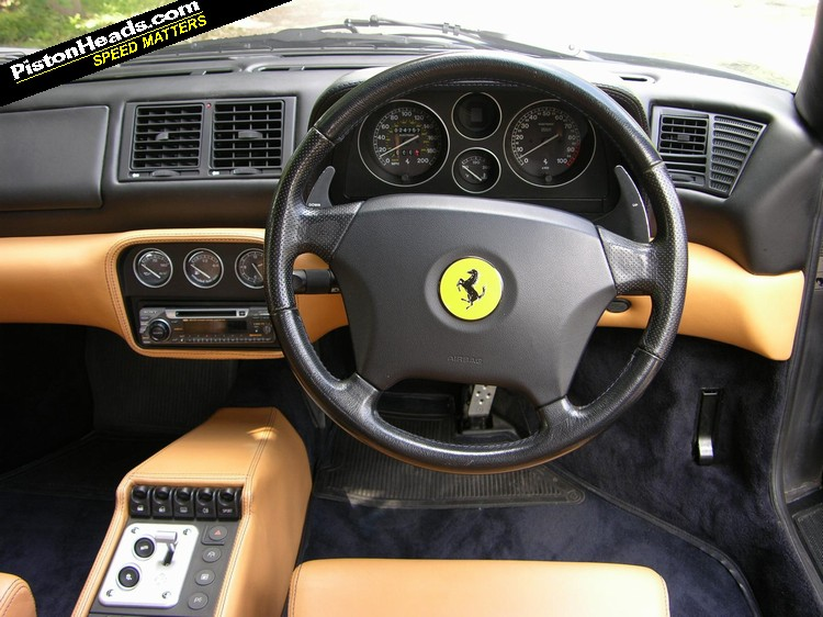 Ferrari F355 Buying Guide - Interior