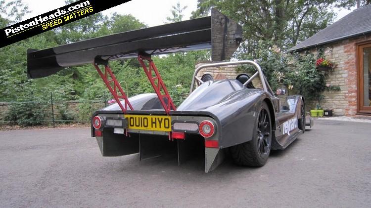 1969 Sterling Kit Car Turn Key For Sale: RE: Reynard Inverter: Race Constructor Makes Road Car