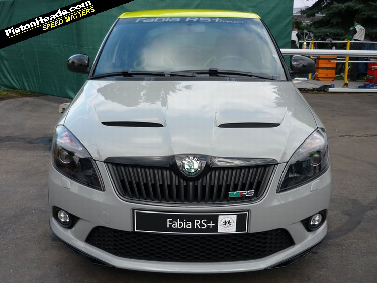 Clio Cup Chasing Hardcore Fabia Planned Pistonheads