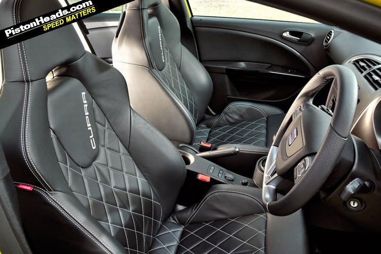 RE: Driven: Seat Leon Cupra R - Page 1 - General Gassing - PistonHeads