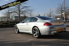M6 - �25k's worth of anyone's cash?