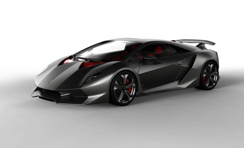 Incroyable This Is The Sesto Elemento, Lamborghiniu0027s ...
