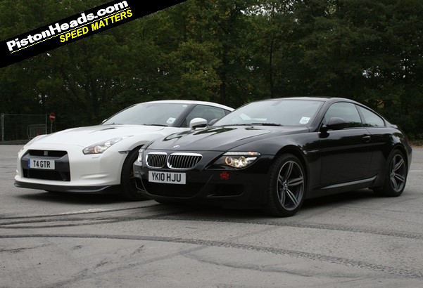 New GT-R or used M6? Not all decisions are black and white...