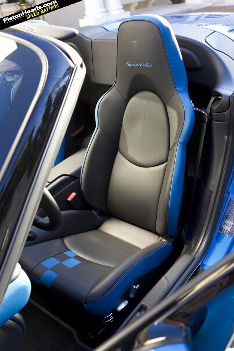 Driven: Porsche 911 Speedster