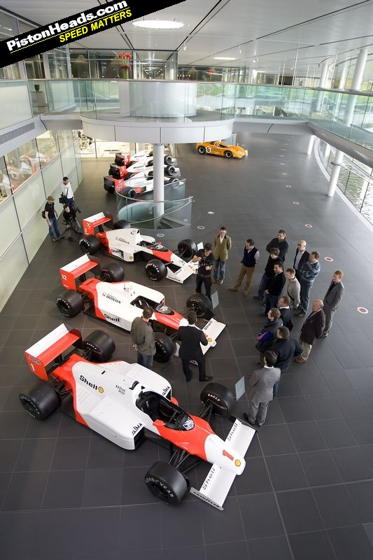 re: mclaren technology centre - the ph tour - page 1 - general