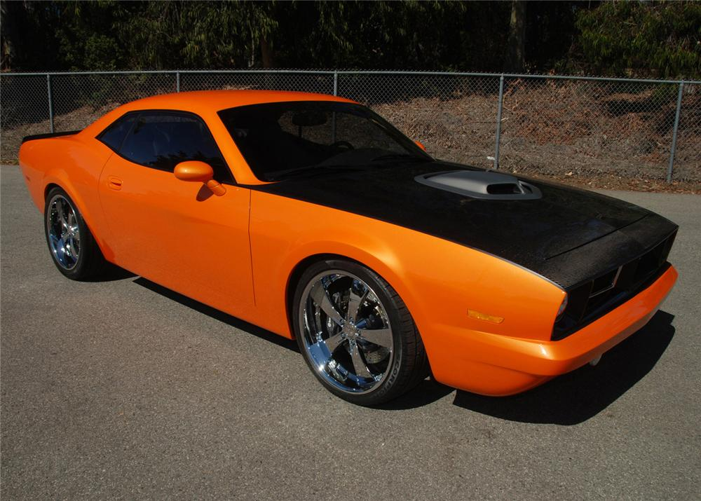Chrysler Moots Plymouth Barracuda Revival | PistonHeads