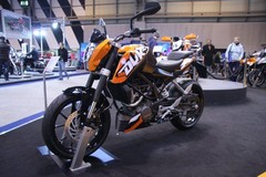 KTM: The 125 Duke