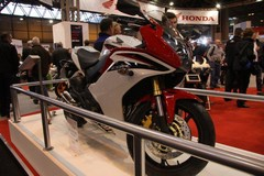 Honda: CBR 600F...