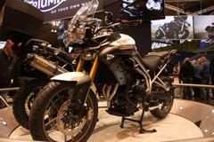 Triumph: Tiger...