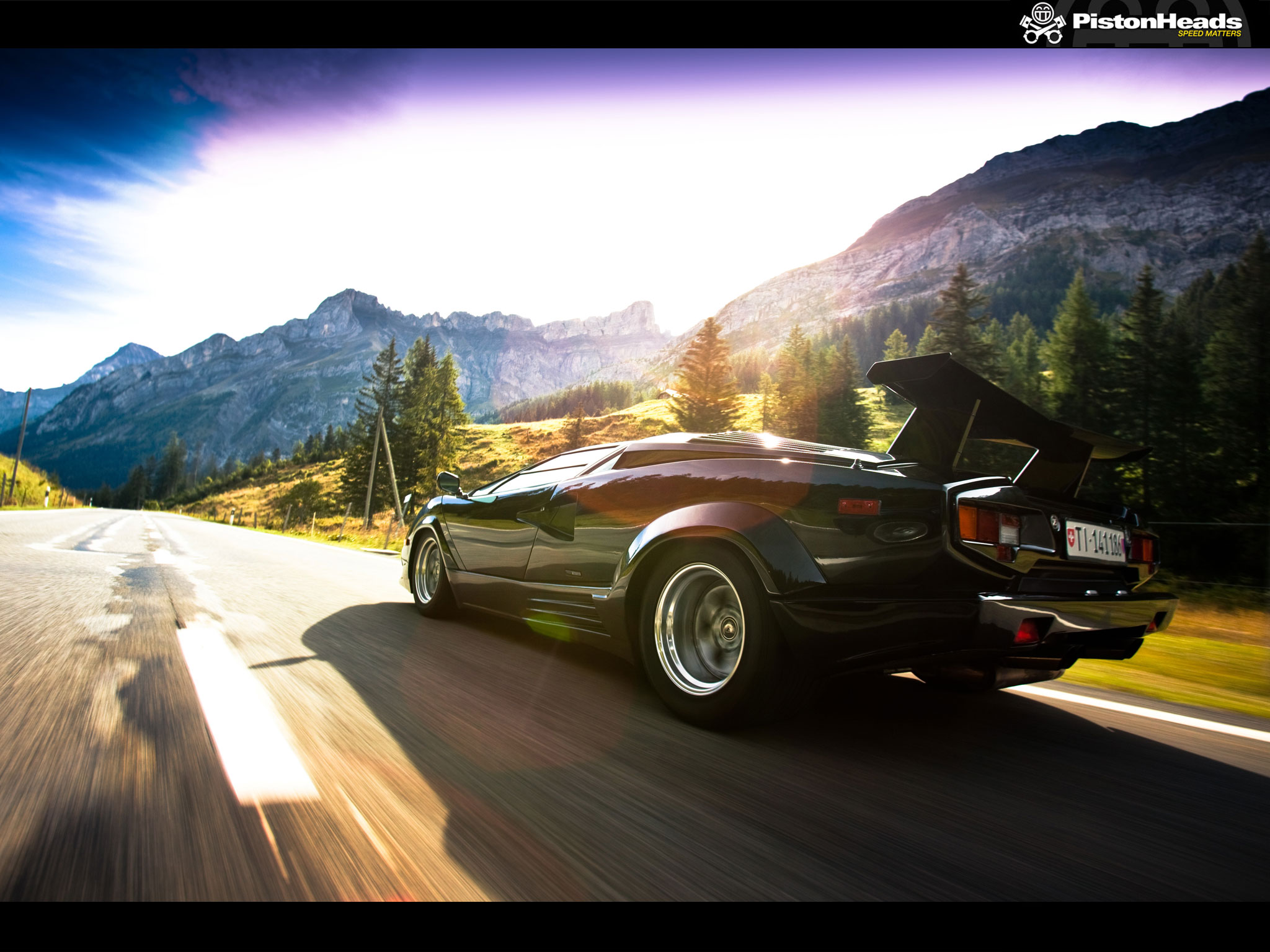 Re Pic Of The Week Lamborghini Countach Page 1 General Gassing Pistonheads