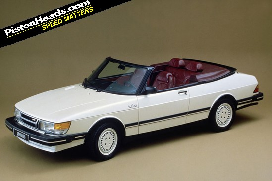 In the beginning - the very first 900 Convertible prototype