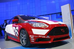 Ford's Focus touring car