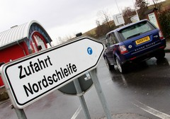 The Sport at the Nordschleife entrance