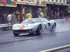1968 Ford GT40 Chassis No.1084 - 4th, SPA 1000 km, Hawkins/Hobbs
