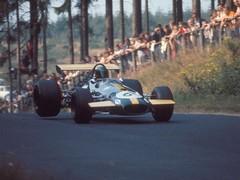 1969 Brabham BT26 Chassis No.BT26/4 - 1st German GP, 1969 Brabham BT26 Chassis No.BT26/4 - 1st German GP, Ickx