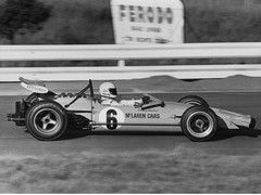 1970 McLaren M14 Chassis No.M14/A2 - 2nd South African GP, Hulme