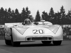 1970 Porsche 908/3 Chassis No.12 - Nürburgring 1000 km, Siffert, DNF