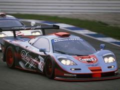 1996 McLaren F1 GTR Longtail Chassis No.022 - 3rd, Hockenheim 4 Hours, Bscher/Nielson