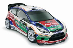 Sweden is first outing for new Fiesta WRC