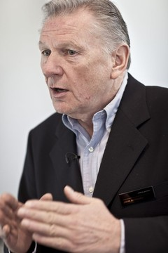 John Barnard - MP4 designer