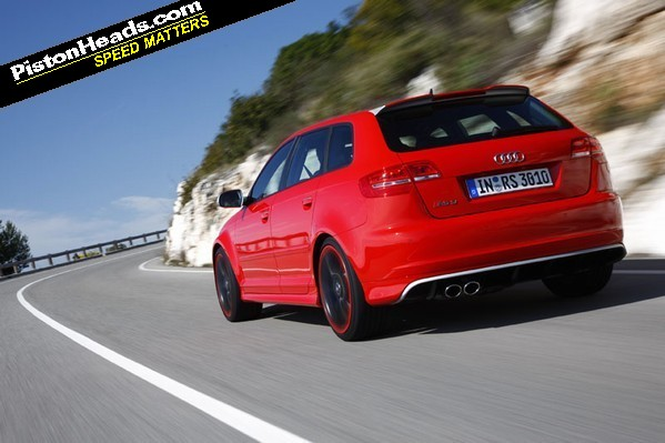 There's a lot to like about Audi's new RS3 Sportback - but it has serious competition at the price