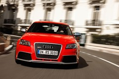 RS3 could be any hot Audi from here