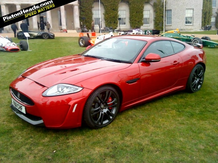 XKR S 1 L