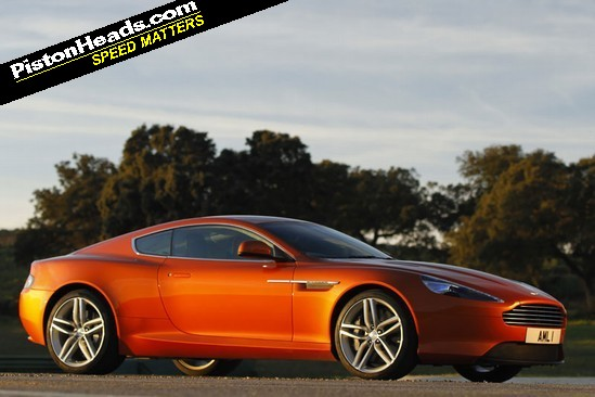 re: driven: aston martin virage - page 1 - general gassing - pistonheads