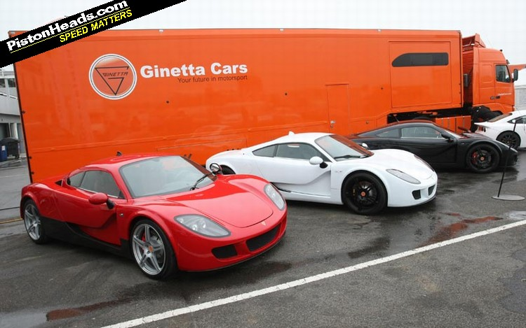 RE: PH Investigates: Ginetta's Road Cars - Page 1 - General Gassing ...