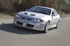 ...and the less fresh Monaro