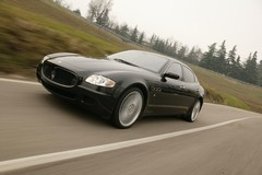 Quattroporte not long for this world