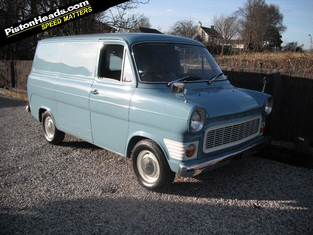 new release 50% off cozy fresh RE: Spotted: 1970 Mk1 Ford Transit - Page 1 - General ...