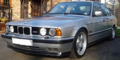 E34s - starting to become collectable?